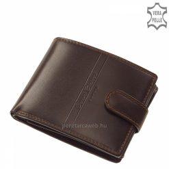 A Corvo Bianco Luxury férfi bőr pénztárca valódi marhabőr alapanyagból készült termék.