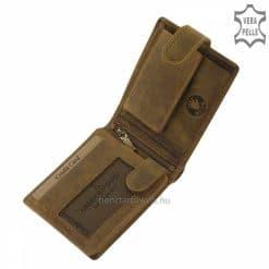 Férfi pénztárca zsiguli autós mintával ZSIGA08_T belső kép