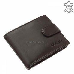különleges minőségű férfi bőr pénztárca