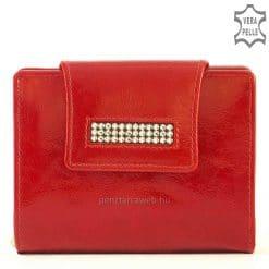 női bőr pénztárca