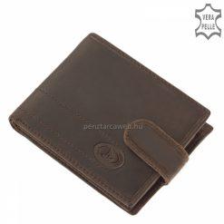 minőségi GreenDeed márkás férfi pénztárca praktikus belsővel