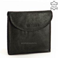 LA SCALA márkajelzésű, praktikus kis méretű női bőr pénztárca valódi bőrből fekete színben. Teljes kínálatunkat tekintse meg webshopunkban!