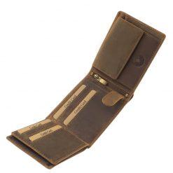 Ez az autós pénztárca bőr férfi pénztárca modelljeink egyik új RFID védelemmel ellátott modellje, amelyen egyedi F1 versenyautó látható.
