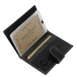 RFID minőségi bőr kártyatartó