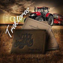 Traktoros pénztárca